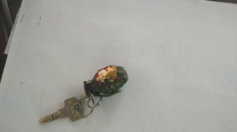 /FOTO/ O alertă de grenadă a pus pe jar poliția din Bălți