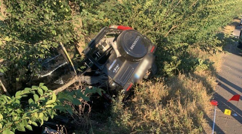 Un polițist din Anenii Noi a murit în urma unui accident rutier 1 15.05.2021