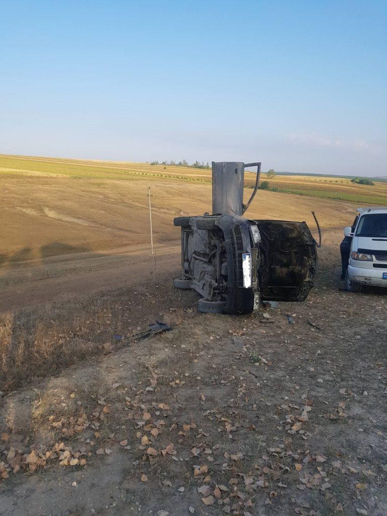 /FOTO/ Grav accident în raionul Râșcani. Un tânăr a murit, iar altul a ajuns la spital 1 15.05.2021