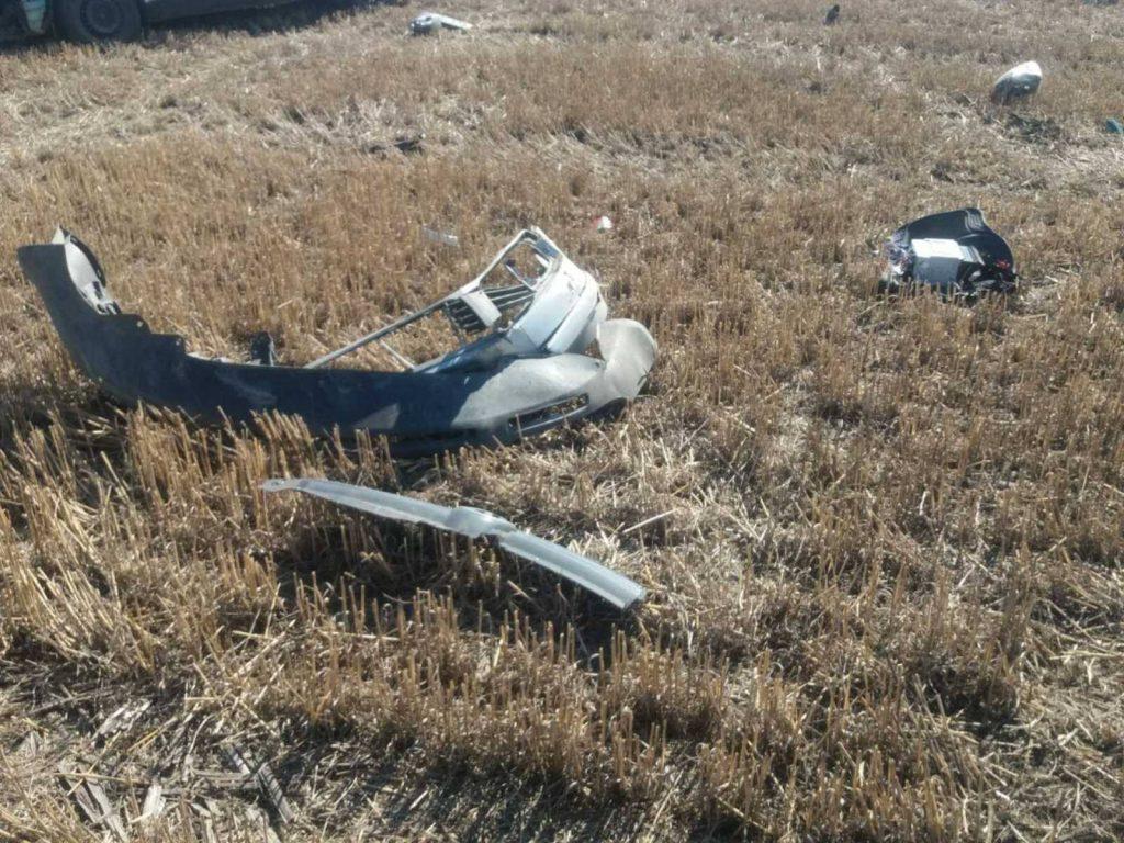 /FOTO/ Grav accident în raionul Edineț. Doi tineri au murit, iar alții doi în stare gravă la spital 3 15.05.2021