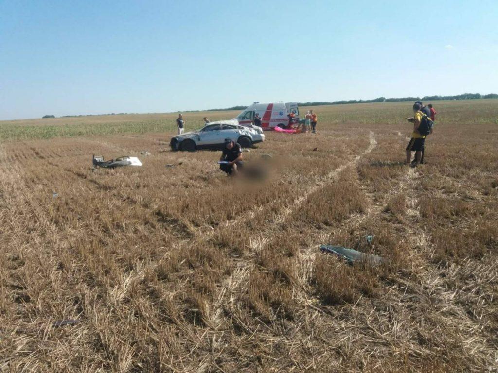 /FOTO/ Grav accident în raionul Edineț. Doi tineri au murit, iar alții doi în stare gravă la spital 5 15.05.2021