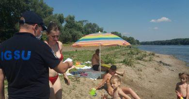 De la începutul anului în Republica Moldova s-au înecat peste 70 de persoane. Angajații IGSU desfășoară campanie de prevenire a înecurilor