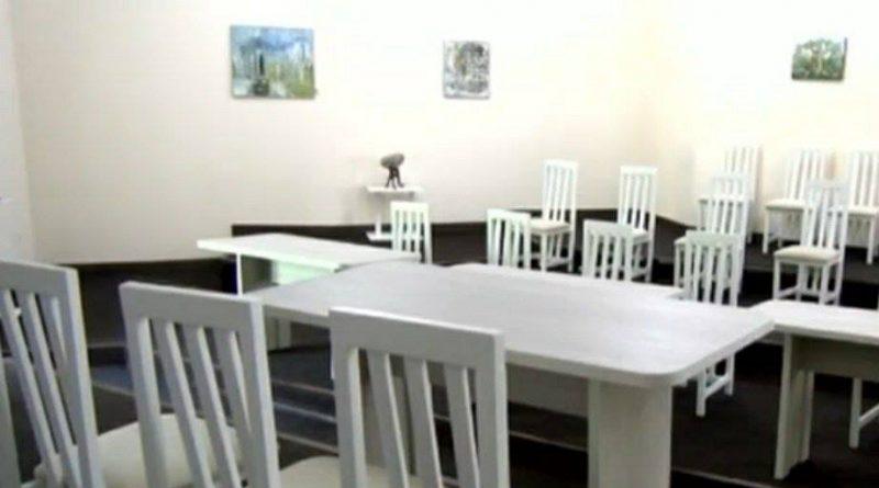 /FOTO/ În orașul Drochia a fost deschisă o galerie de artă inedită