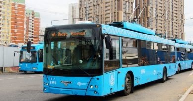 Foto Москва отказалась от троллейбусов спустя 85 лет 4 01.08.2021