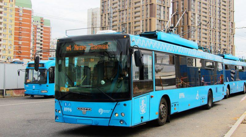 Москва отказалась от троллейбусов спустя 85 лет 1 15.05.2021