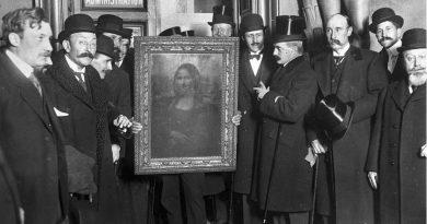 Как кража «Мона Лизы» столетней давности сделала ее всемирно известной 3 11.05.2021