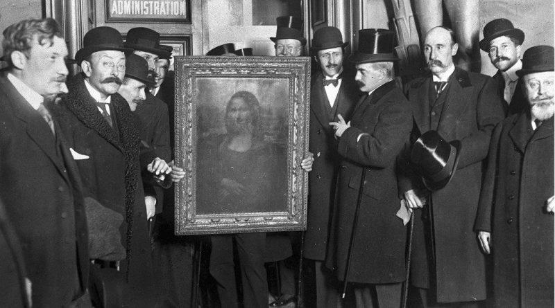 Как кража «Мона Лизы» столетней давности сделала ее всемирно известной 1 15.05.2021