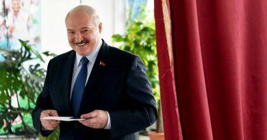 Foto Экзитпол: Лукашенко побеждает на выборах президента Белоруссии с 79,7% голосов 4 29.07.2021