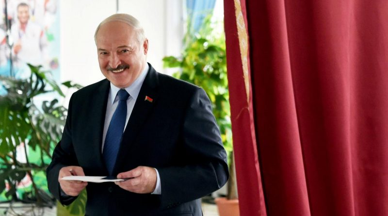Foto Экзитпол: Лукашенко побеждает на выборах президента Белоруссии с 79,7% голосов 1 14.06.2021