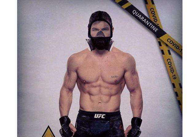 У молдавского бойца-тяжеловеса UFC Иона Куцелабы обнаружен коронавирус 1 12.04.2021