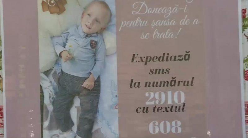 Foto Семья из села Иванча собирает деньги на лечение трехлетнего сына 1 16.06.2021