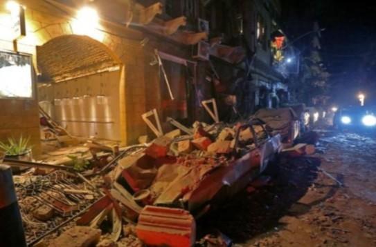 Foto /FOTO/ Cum arată Bierutul după explozie 3 25.07.2021