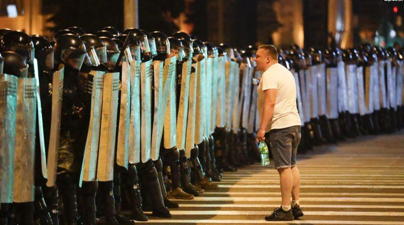 Foto МВД Белоруссии: 3 тысячи задержанных, 100 пострадавших, погибших нет 1 23.06.2021