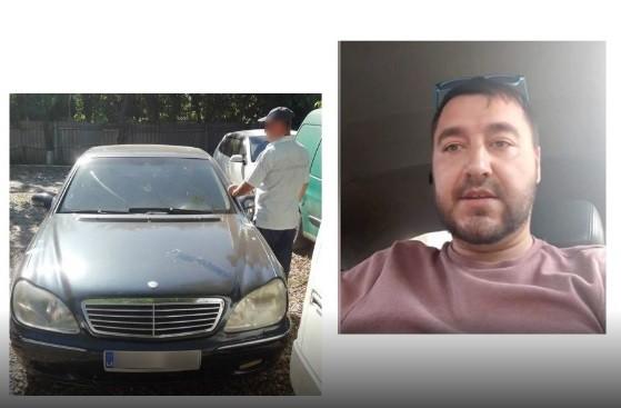 /VIDEO/ Participant la trafic din raionul Soroca depistat cu acte expirate și falsificate. Proprietarul mijlocului de transport are o altă explicație