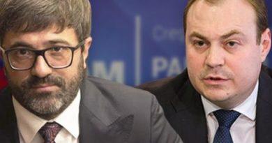 Foto Павел Филип обвинил недавно исключённых из партии Владимира Андронаки и Евгения Никифорчука в попытке подкупить депутатов-демократов 4 24.07.2021