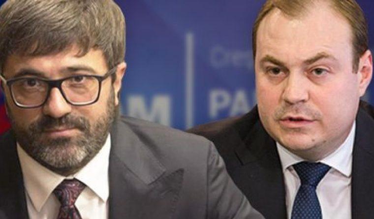 Павел Филип обвинил недавно исключённых из партии Владимира Андронаки и Евгения Никифорчука в попытке подкупить депутатов-демократов 1 11.05.2021