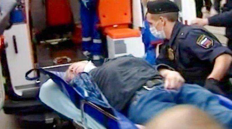 Foto Актёр Михаил Ефремова госпитализирован из здания суда в Боткинскую больницу в Москве, он находится в реанимации 1 14.06.2021