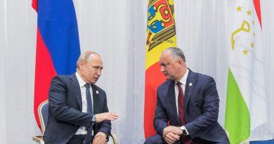 Президент Молдовы Игорь Додон заявил, что готов стать первым молдаванином, который испытает российскую вакцину на себе 3 17.04.2021