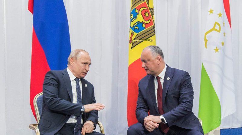 Президент Молдовы Игорь Додон заявил, что готов стать первым молдаванином, который испытает российскую вакцину на себе 1 15.05.2021