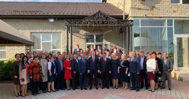 Membrii Organizației Teritoriale a PDM din Florești au părăsit formațiunea în corpore