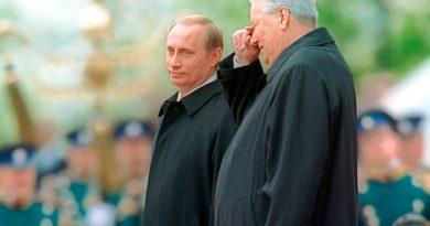 Foto Президент Белоруссии Александр Лукашенко: Ельцин жалел, что выбрал Путина преемником 5 29.07.2021