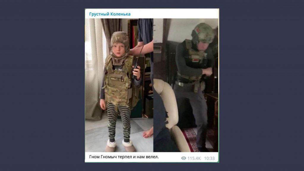 Foto Картофельный Рэмбо и белорусский Гном Гномыч. Реакция соцсетей на Лукашенко и Колю с автоматами 6 29.07.2021