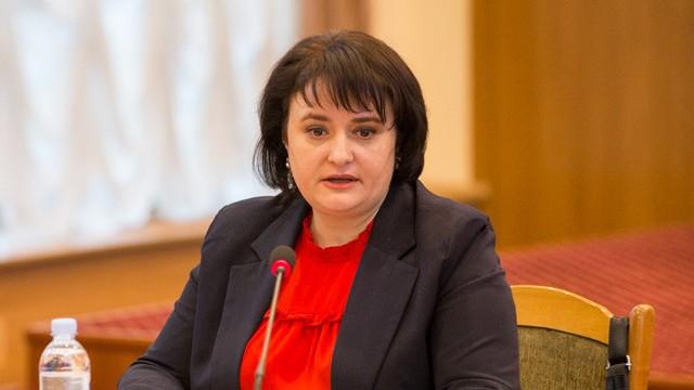 Ministra Sănătății, Viorica Dumbrăveanu, testată pozitiv la COVID-19