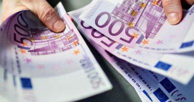 /VIDEO/ Polițist din Râșcani reținut pentru o mită de cinci mii de euro