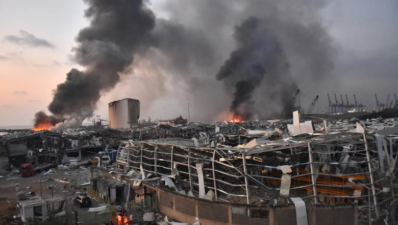 Foto /FOTO/ Cum arată Bierutul după explozie 1 25.07.2021