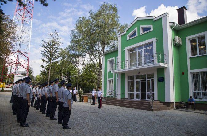 /VIDEO/ Sectoarele Poliției de Frontieră Soroca și Briceni au fost construite după standarde europene