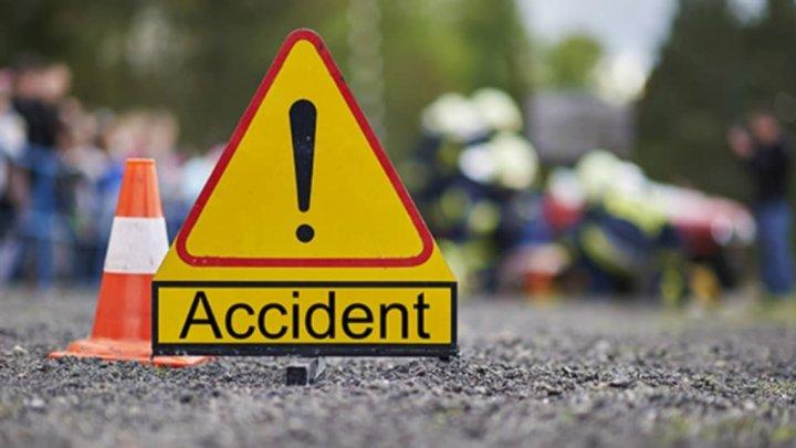Un minor din raionul Fălești a fost lovit de o motocicletă condusă de un bărbat în stare de ebrietate