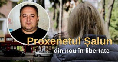 Foto /VIDEO/ Proxenetul Șalun a scăpat definitiv de închisoare cu cinci ani înainte de termen. Decizia a fost luată de Curtea de Apel Bălți 2 22.09.2021