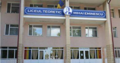 Un liceu din Fălești a fost reabilitat termic în cadrul unui proiect susţinut de Agenția pentru Eficiență Energetică
