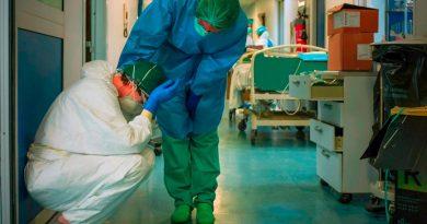 В Молдове зарегистрированы 11 новых случаев смерти от COVID-19, среди которых 18-летняя девушка 2 12.05.2021