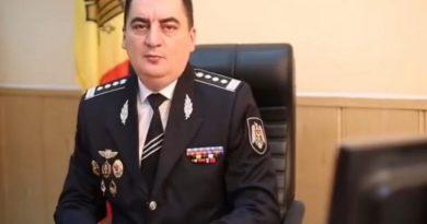 Șeful adjunct al Inspectoratului de Poliție Bălți a fost numit într-o nouă funcție
