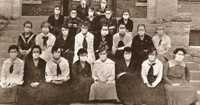 Vezi cum s-a făcut școală în 1918, în timpul pandemiei de gripă spaniolă 1 15.05.2021