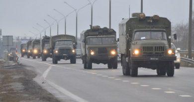 В столицу Белоруссии Минск стягивают войска, численный состав которых составляет около 20 тысяч военных