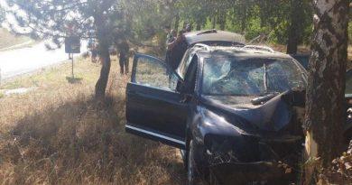 Tragedie în raionul Rezina. Un copil a murit, iar altul a ajuns la spital după ce tatăl lor ar fi adormit la volan