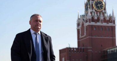 Президент Молдовы Игорь Додон уехал отдыхать в Москву 2 11.05.2021