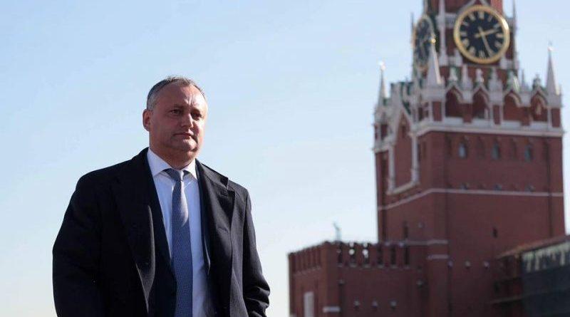 Foto Президент Молдовы Игорь Додон уехал отдыхать в Москву 1 14.06.2021