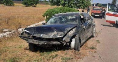 Accident grav la Drochia. Patru persoane au ajuns la spital după ce șoferul beat ar fi încercat să ocolească un câine