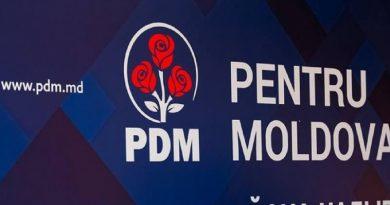 Membrii Organizației Teritoriale a PDM din Briceni au părăsit formațiunea în corpore