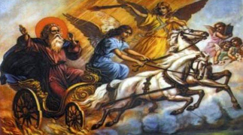 Creștinii ortodocși de stil vechi îl cinstesc pe Sfântul Ilie