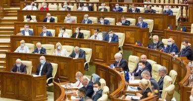 Проект «Ленивый депутат Молдовы» подготовил список депутатов, которые с марта 2019 не представили ни одного закона 2