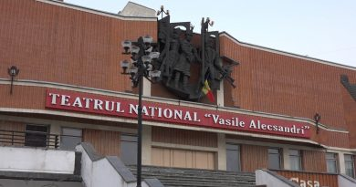 """Scandal la Teatrul Naţional """"Vasile Alecsandri"""" din Bălţi"""