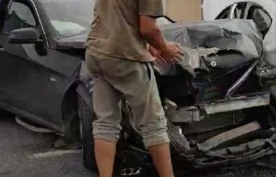 Accident la Râșcani. Un bărbat a ajuns la spital