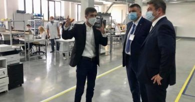 O companie din Germania și-a lansat activitatea în cadrul Zonei Economice Libere Bălți
