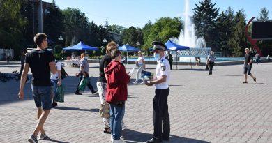 Peste 60 de persoane au fost amendate de polițiștii din Bălți pentru nerespectarea normelor sanitare epedimiologice