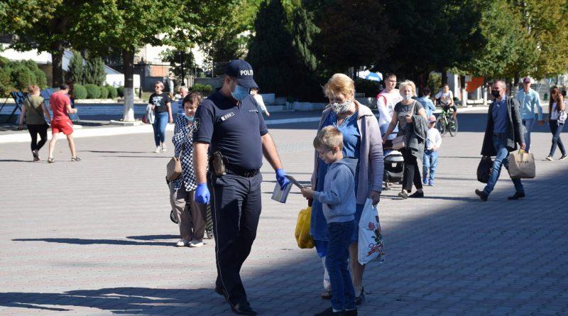 Polițiștii din Bălți întreprind măsuri pentru prevenirea accidentelor rutiere în care pot fi implicați elevii