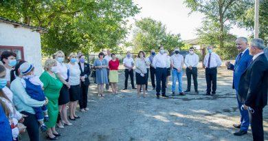 Foto Негласная предвыборная кампания в самом разгаре: президент Игорь Додон возобновил визиты в территории 2 29.07.2021